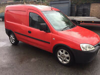 vauxhall combo 1.7 di (diesel)! 03-plate! 12MTHS MOT! excellent runner and drive!