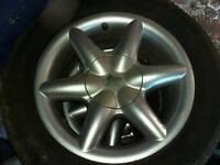 Peugeot Alloy wheels 15 inch