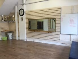 Dance Studio Available to Hire!