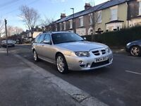 A MUST SEE!!! MG ZT-T+120,1.8 PETROL MANUAL ESTATE 2004-REG,LOW MILAGE ONLY 86k