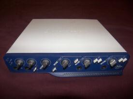 AVID Digidesign MBox 2 PRO , USB Audio / Midi interface for PC and MAC.