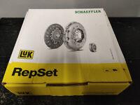 NEW BOXED LUK 620 3322 00 3 Piece Clutch Kit for Skoda Volkswagen Seat