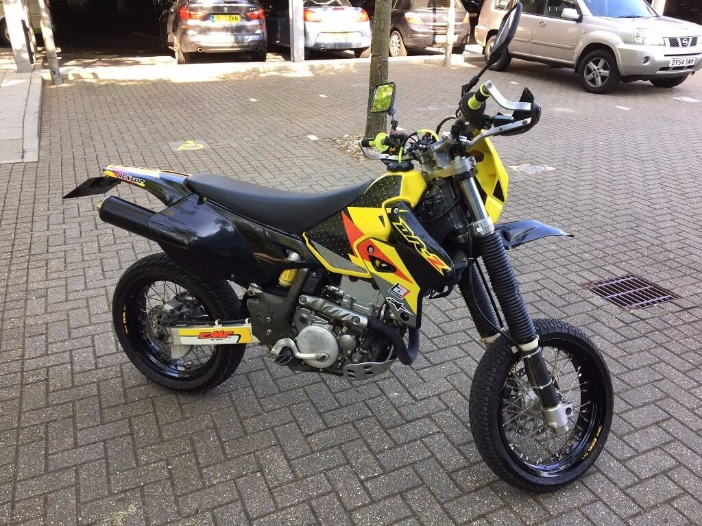 suzuki drz 400 e sm supermoto in reading berkshire gumtree. Black Bedroom Furniture Sets. Home Design Ideas
