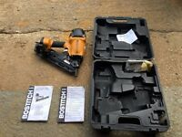 Bostitch F33 PTSM Pneumatic 33° Paper Tape Framing Nailer