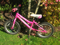 Used bikes (and stabilisers if required)