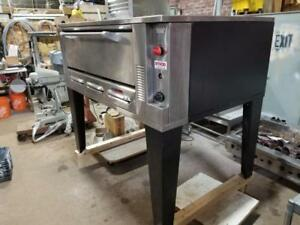 Garland Pizza Oven, Deck oven, Model G48P, Pizzeria Oven