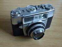 AGFA SILETTE -L 35mm film camera