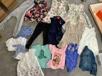 Girls 4-5yrs clothing bundle
