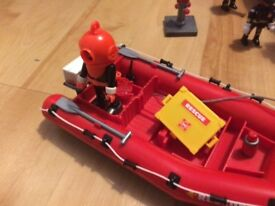 Playmobil collection Fire and rescue sets