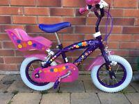 Girls Mia bicycle