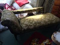 Victorian chaise longue