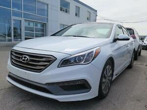 2015 Hyundai Sonata Sport Leather,Sunroof,Alloys