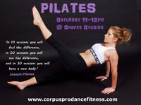 PILATES - New class - Mixed Ability Session