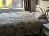 Small Double with mattress