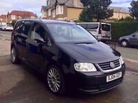 VW TOURAN 1.6FSI SE [GREAT SPEC / MOT SEPTEMBER 2017]