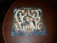 The cult electric lp