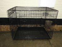 Dog Cage - Small/Medium sized