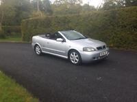 Vauxhall Astra convertible coupe car 2004 !!BERTONE !!