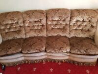 4 seater sofa theres 2 of them free free
