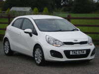 2014 KIA RIO 1.25 LEVEL 2 5 DOOR ** ONE OWNER FROM NEW **