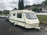 Elddis Hurricane XL 2 Berth Caravan