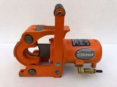 Pell Hydrashear Poc 1750 Hydraulic Wire Rope Cutter New