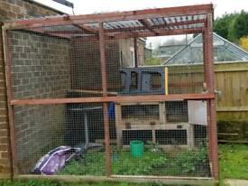 Aviary/coop/pen/run/kennel