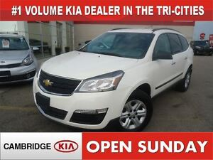 2015 Chevrolet Traverse LS / AWD / NO ACCIDENTS