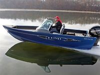 2014 Lund Boat Co 1600 FURY SIDE CONSOLE