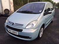 2006 PICASSO 2.0 HDI MOT.24.01.18..PRICE£ 799 PX/EXCH