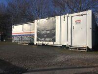 Cafe Diner Trailer Burger Van Business for Sale Wednesfield Willenhall Neachells Lane