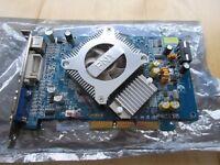 PNY GeForce 6 6600 AGP8X 128MB DDR VGA/DVI/TVOUT