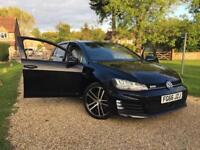 2016 66 VW Golf GTD DSG BlueMotion Tech 1 previous owner