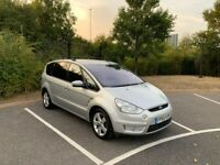 FORD S MAX 2.0 TDI AUTOMATIC 7 SEATER SERVICE HISTORY NEW MOT