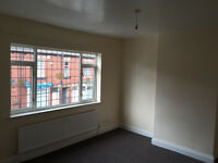 3 Bedroom Flat, Central Heating, Double glazed windows, enclosed rear garden, new Decor & Carpets