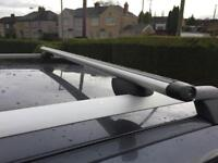 Areo Adjustable Roof Bars