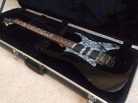 IBANEZ JEM 555 - Steve Vai Signature Guitar w/ hardcase