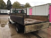 FORD TRANSIT T350 SINGLE CAB TIPPER 2005REG FOR SALE