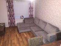 NEXT Grey corner sofa - must see!!!