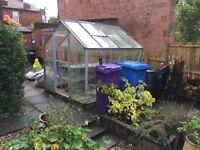 Greenhouse- free!