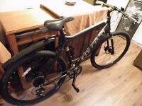 Carrera Mens Mountain Bike