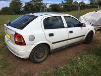 Vauxhall Astra 51 Plate