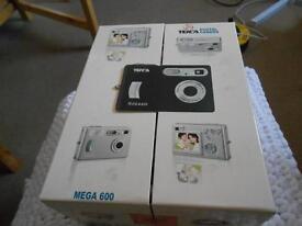 Teica Digital camera Mega 600