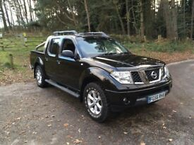 2006 nissan navara dci diesel outlaw pick up