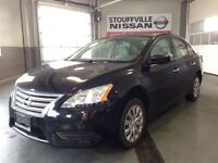 2013 Nissan Sentra 1.8 S Nissan Certified Rates From 0.9%