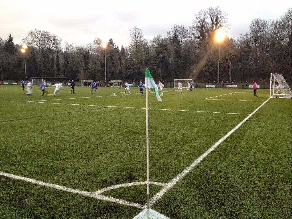 Play 7 a side football on Monday Nights in South East London