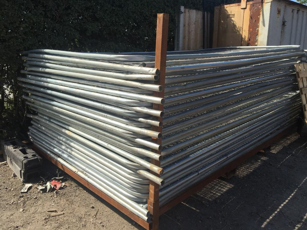 Heras temporary security fence panels used in warrington image 1 of 6 baanklon Images