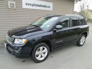 2011 Jeep Compass 4x4 - HEATED SEATS - REMOTE START!!!