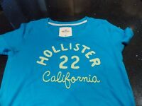Variety of TShirts for sale. Hollister, Converse, Abercrombie and Fitch