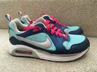 Girls/women's Nike Air Max trainers size 4